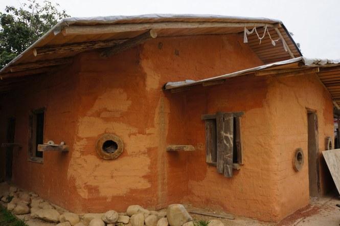 Namibia - clayhouse