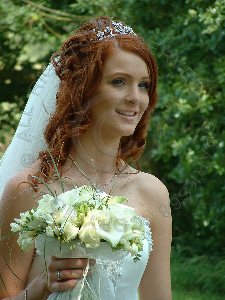Redhead Bride From The Same Set As This Shot And This
