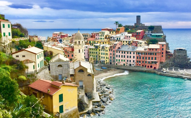 Vernazza views