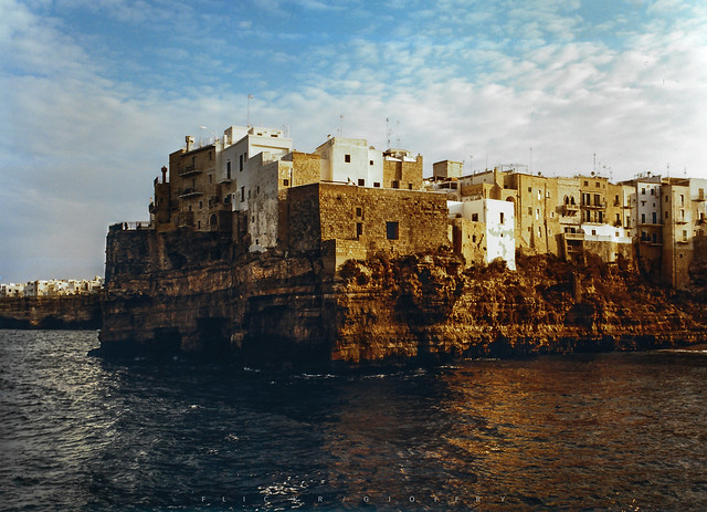 Golden Hour @ Polignano