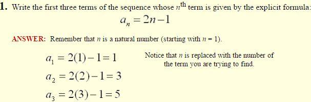 Sequences-3