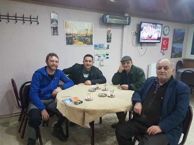 2017 Paddy Devlin - Sultans Trail