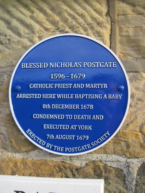 Nicholas Postgate, Littlebeck