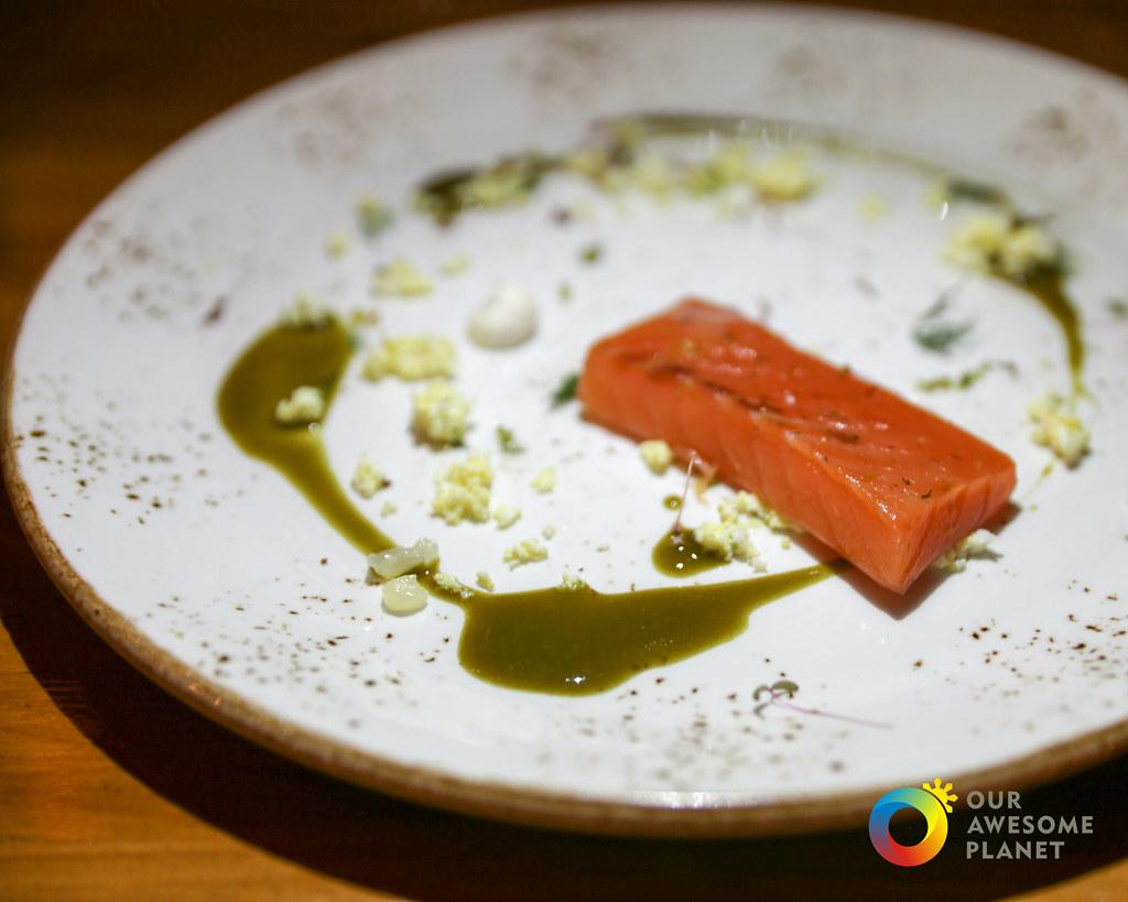 210 degree by Chef William Mahi