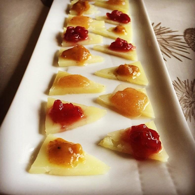 Chutney de tomate y anacardos