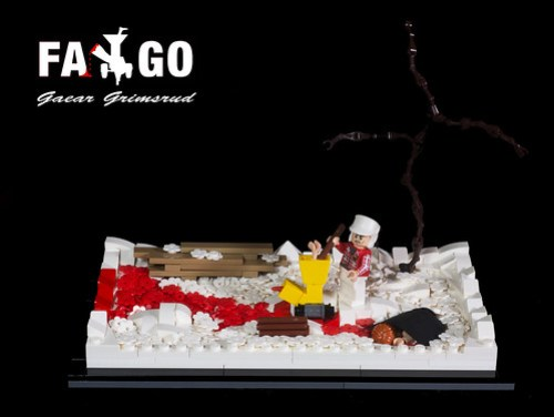 FARGO : Gaear Grimsrud