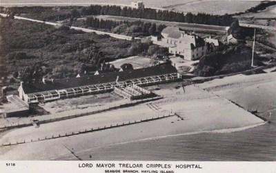 Sandy Point Treloar Hospital | Hayling Island ...