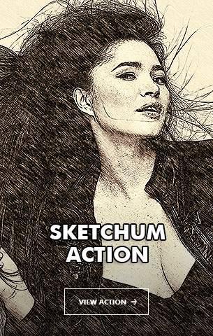 Ink Spray Photoshop Action V.1 - 101
