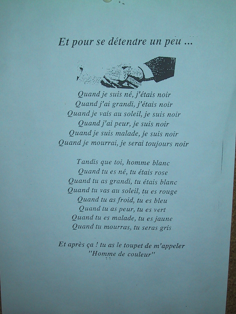 A Poem While You Wait En Francais I Was Psyched