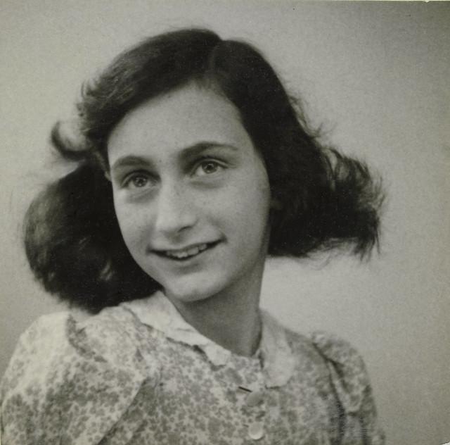 Anne Frank, 1942