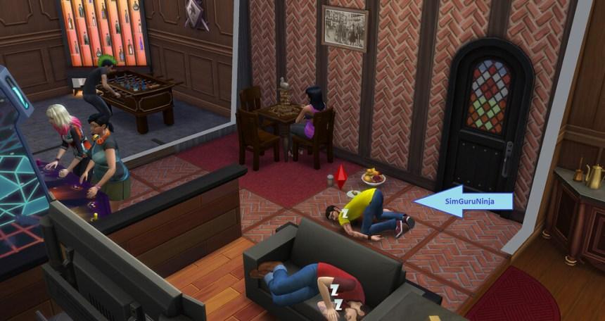 """Les Sims 4 Vivre ensemble"""""""