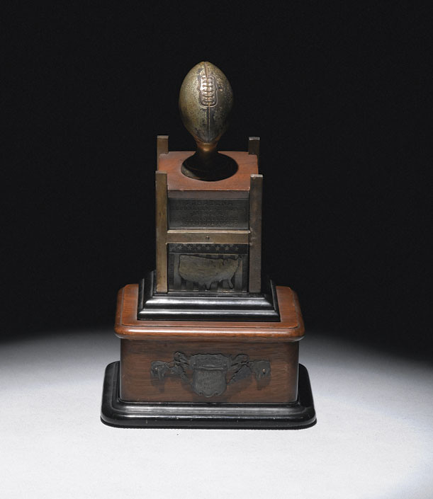1934 Stanford Rose Bowl Trophy