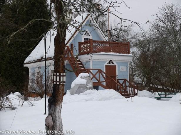 Музей-заповедник Мелихово