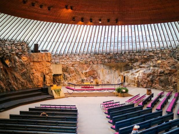 Iglesia de piedra