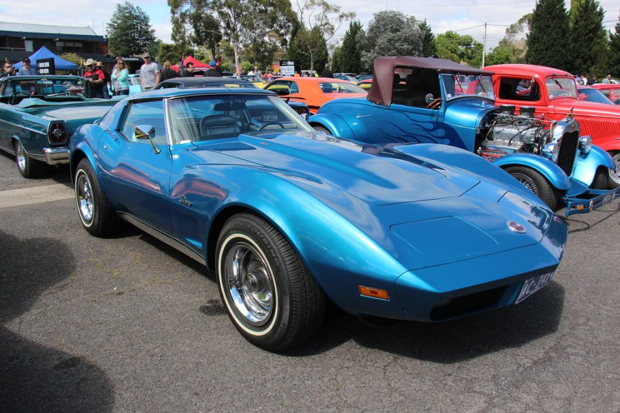 1973 chevrolet cars » 1974 Chevrolet C3 Corvette Coupe   The Chevrolet Motor Compa      Flickr     1974 Chevrolet C3 Corvette Coupe   by Sicnag
