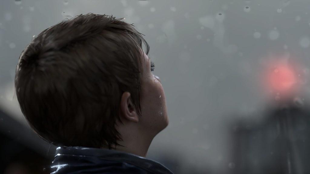Quantic Dream Announced Detroit: Become Human 5