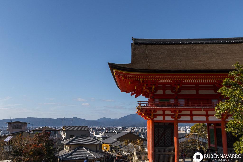 Itinerario viaje Japón Kyoto
