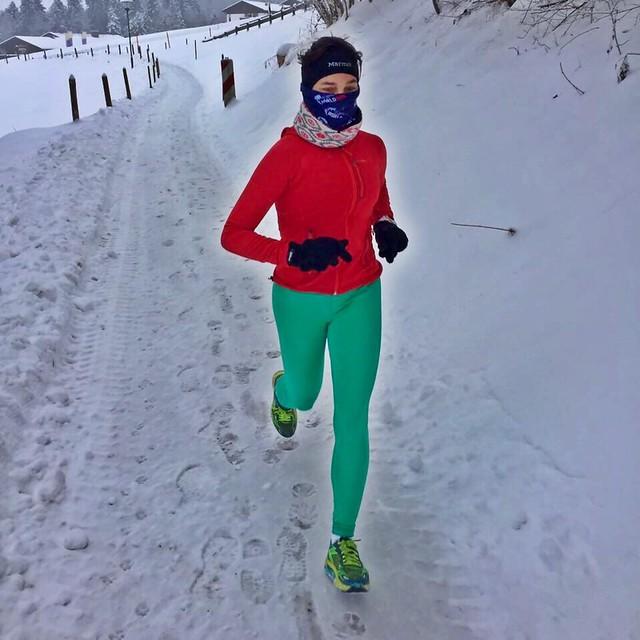 Nahila Hernandez - World Marathon Challenge