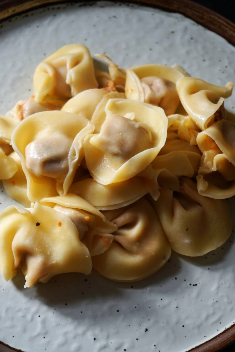 Evexia gluten free tortellini
