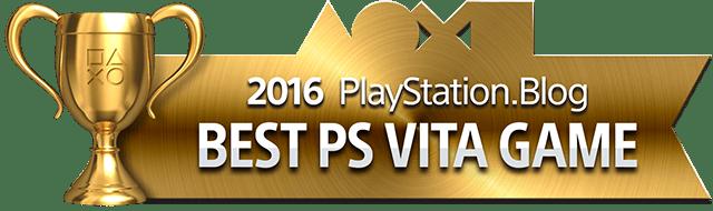 Best PS Vita Game - Gold