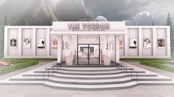 Exploring the Vordun Museum & Gallery in Second Life