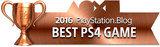 Best PS4 Game - Bronze
