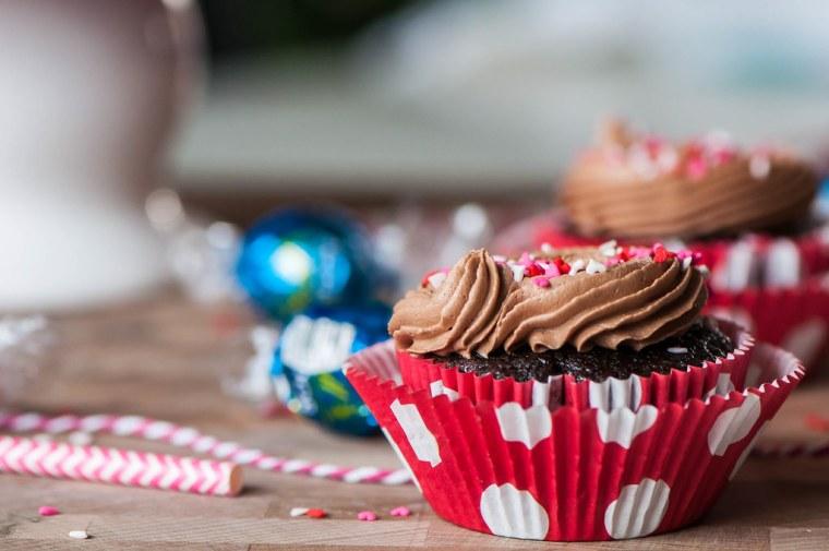 Chocolate Truffle Cupcakes 18