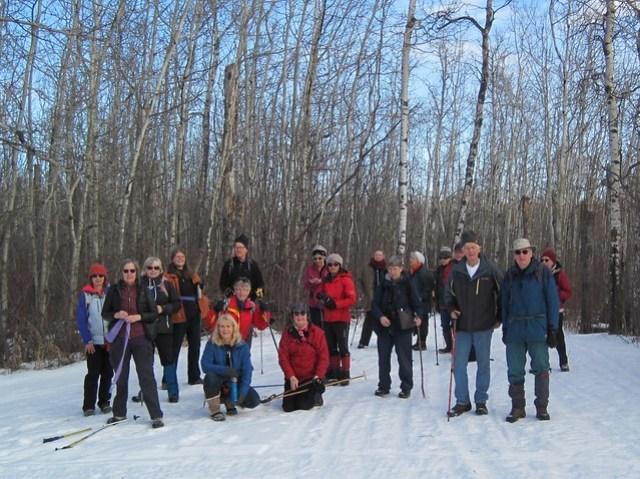 2017-01-29 Hike: Blackfoot Staging Area