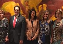 Cámara de Comercio de Cartagena firma acuerdo en encuentro de Cámaras en Panamá