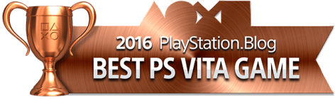 Best PS Vita Game - Bronze