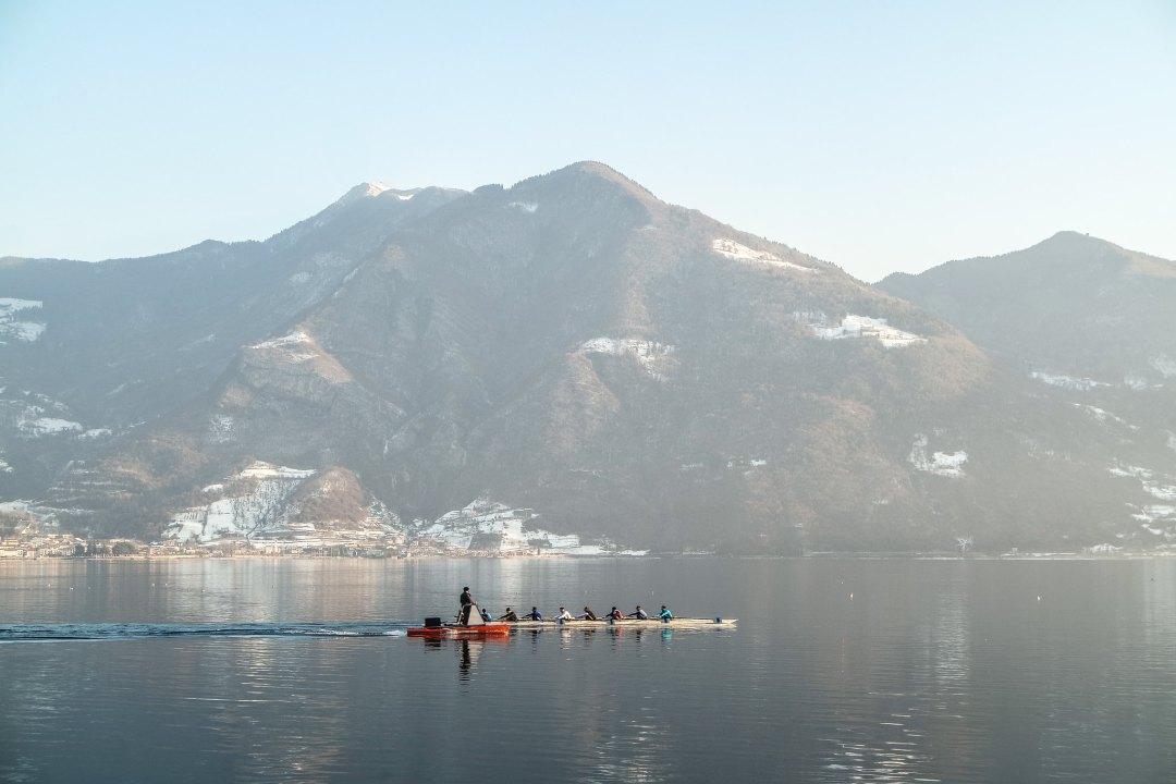 Lovere, Lago d'Iseo