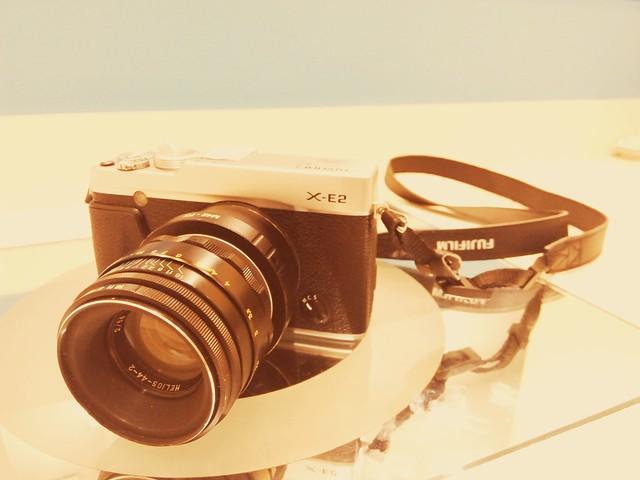 X-E2  Helios 44-2 filtro antiguo de Flickr