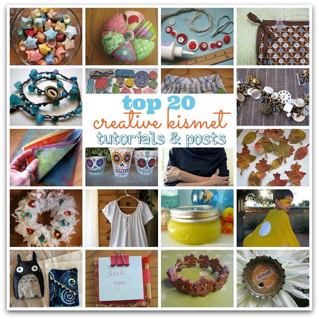 top 20 creative kismet