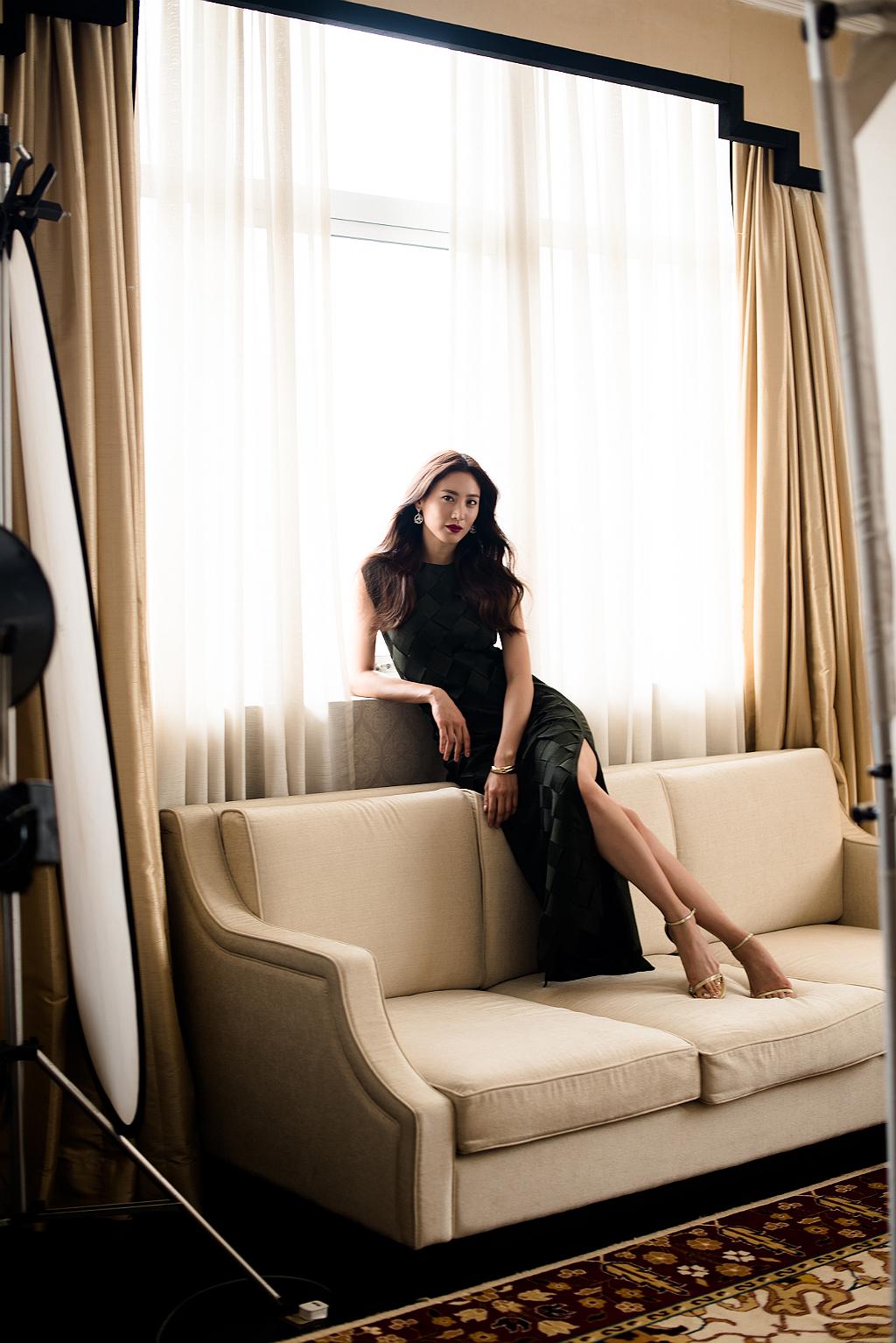 Claudia Kim for ELLE Malaysia 9