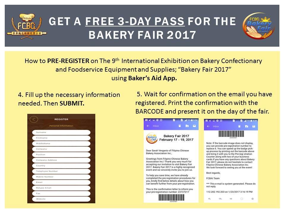 Bakery Fair 2