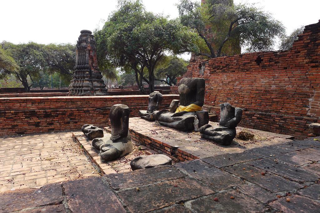 Thaïlande - Ayutthaya - 060 - Wat Ratchaburana