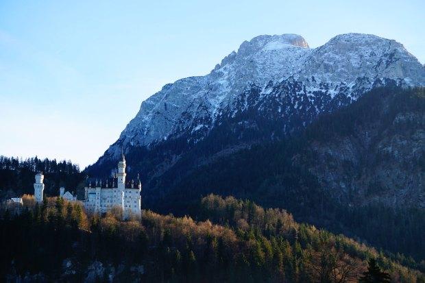 Hohenschwangau - Neuschwanstein Castle