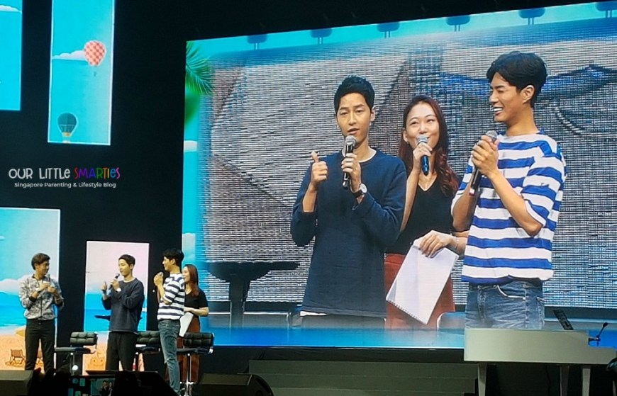 Park Bo Gum Fan Meeting in Singapore