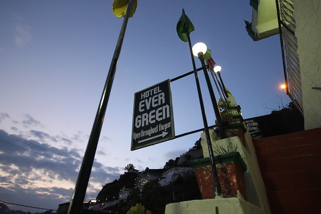 Hotel Ever Green, Mussoorie