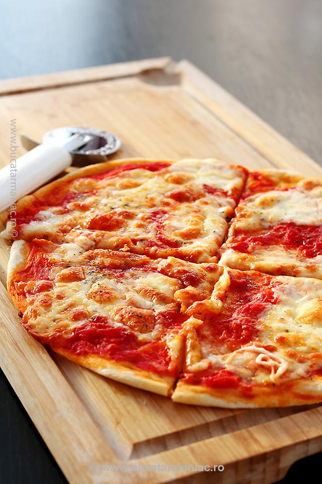 PIZZA MARGHERITTA 2