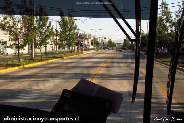Corredor Santa Rosa / Transantiago