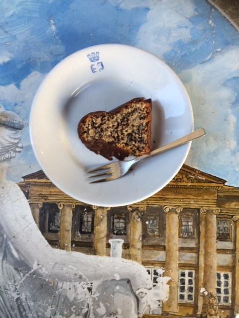 Cake at Café KönigX