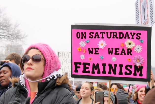 Women's March, Philadelphia - January 21, 2017
