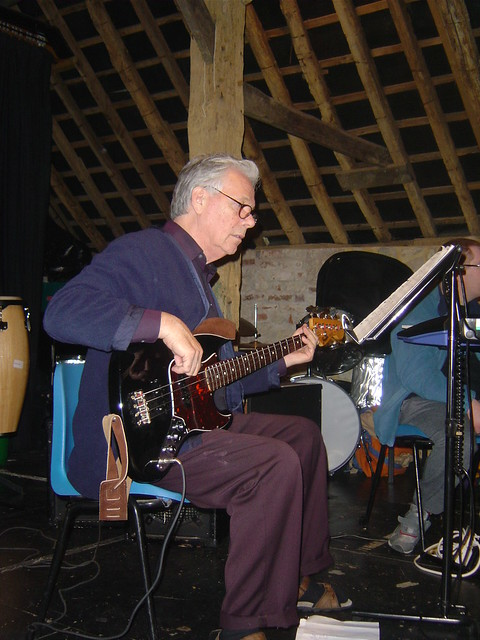 Herbie Flowers Amp Bass The Legend Of Herbie Tap His Name