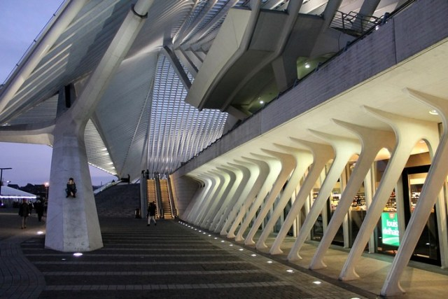 Calatrava Estación Lieja