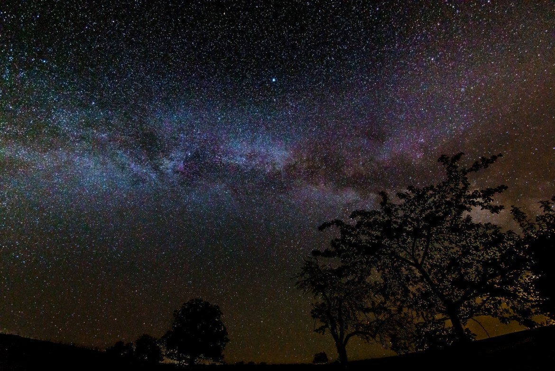 Nachthimmel