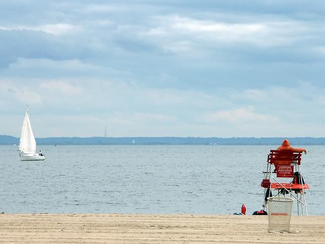 Manhattan Beach Brooklyn NY V0v Flickr