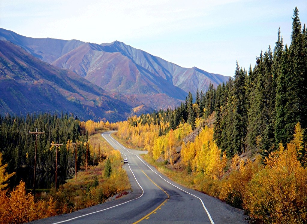 Interior Alaska in Autumn  Explored    Who can resist a driv      Flickr     Interior Alaska in Autumn  Explored    by JLS Photography   Alaska