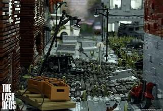 The Last of Us: Streetview