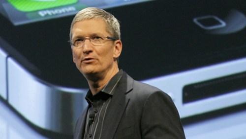 Pese a las criticas, Tim Cook conduce a Apple por el camino de las ganancias.